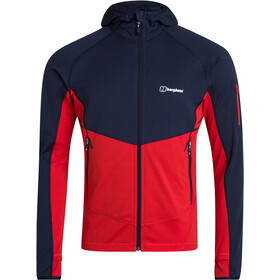 Berghaus Pravitale MTN Light 2.0 Jacket Men volcano/dusk